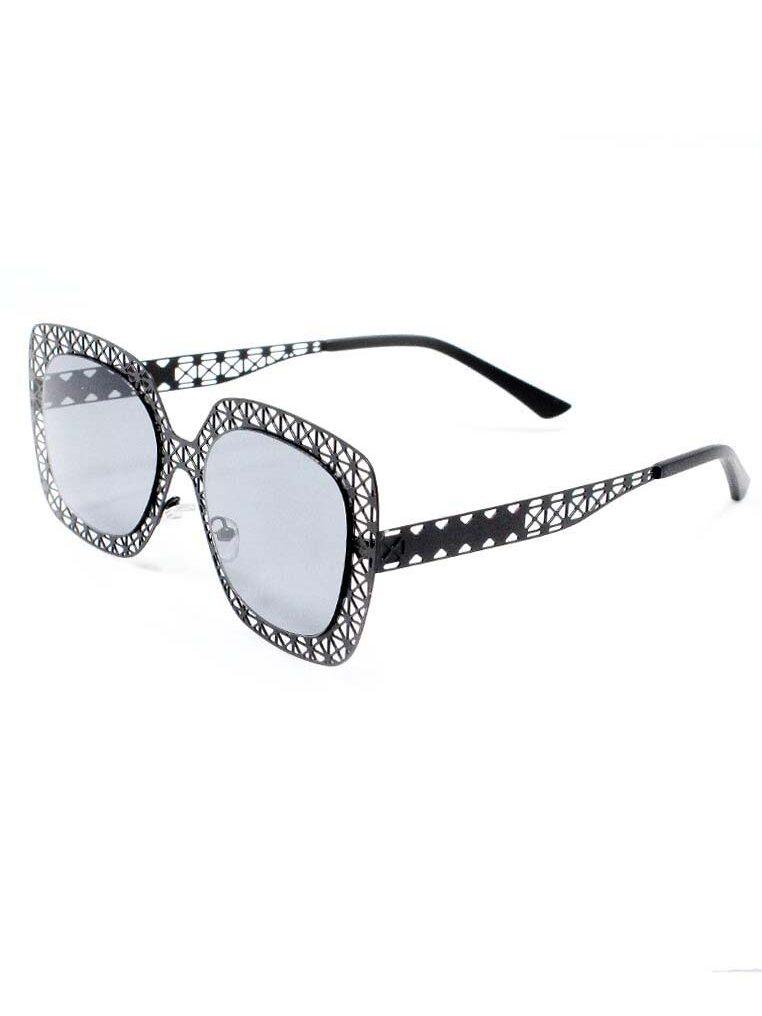 Geometric Lace Eyewear