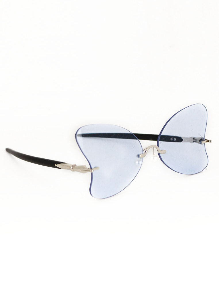 La Farfalla Eyewear with Pearls