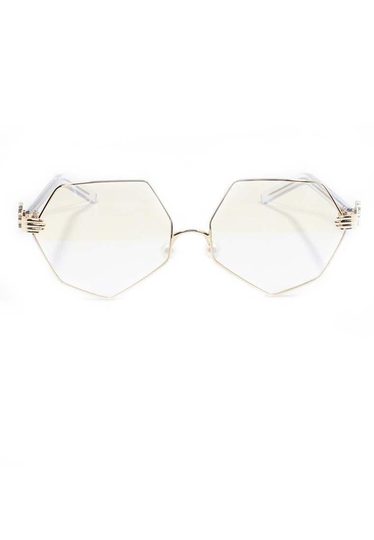 Lennox Transparent LensFrame Eyewear