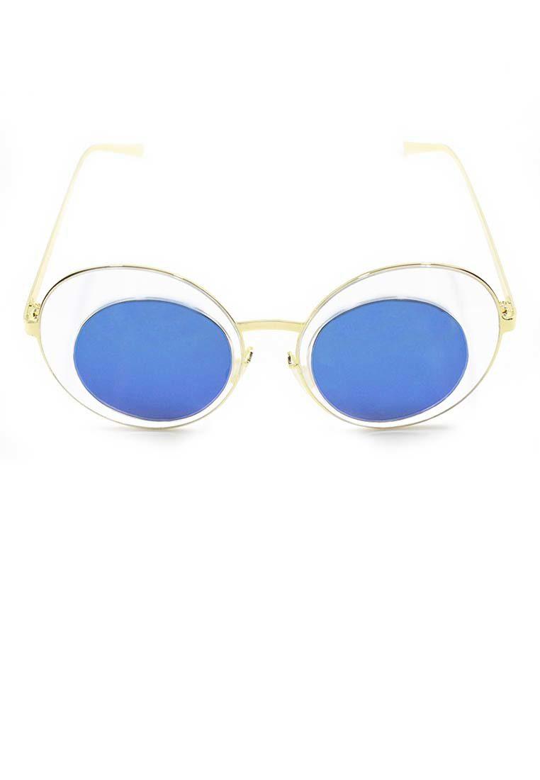 Mira Blue Eyewear