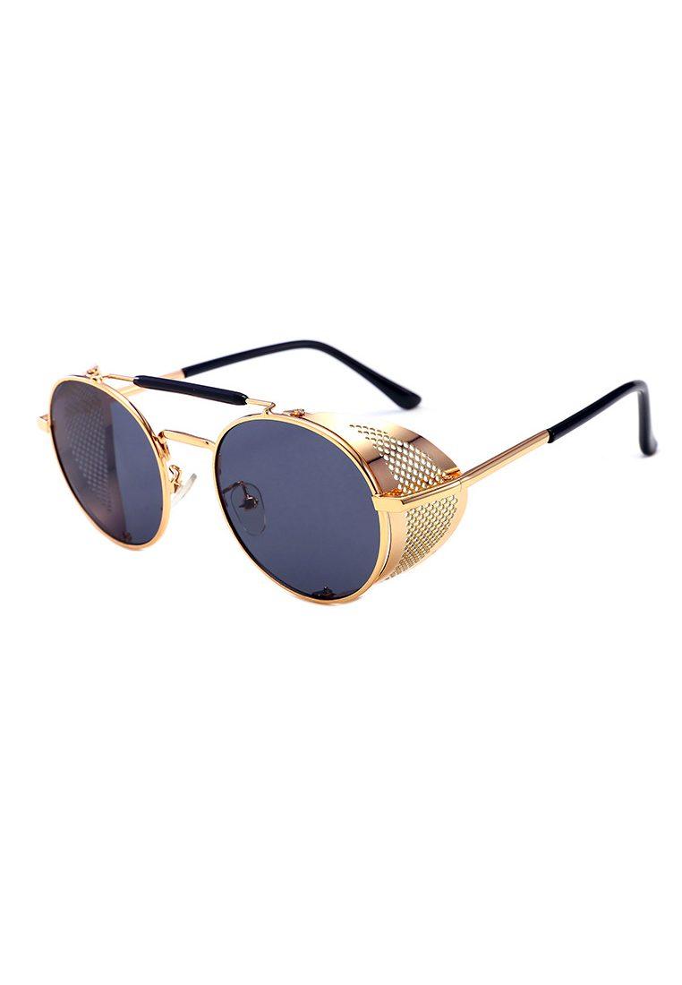 Steampunk Chrome Eyewear