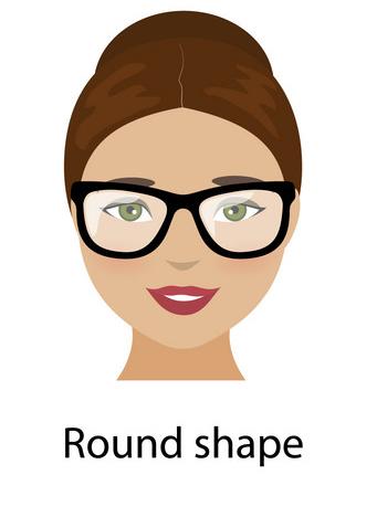 Round Face Type Sunglasses