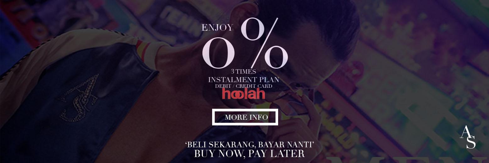 Beli Sekarang, Bayar Nanti. Buy now pay later