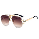 Aviator Brown Ombre