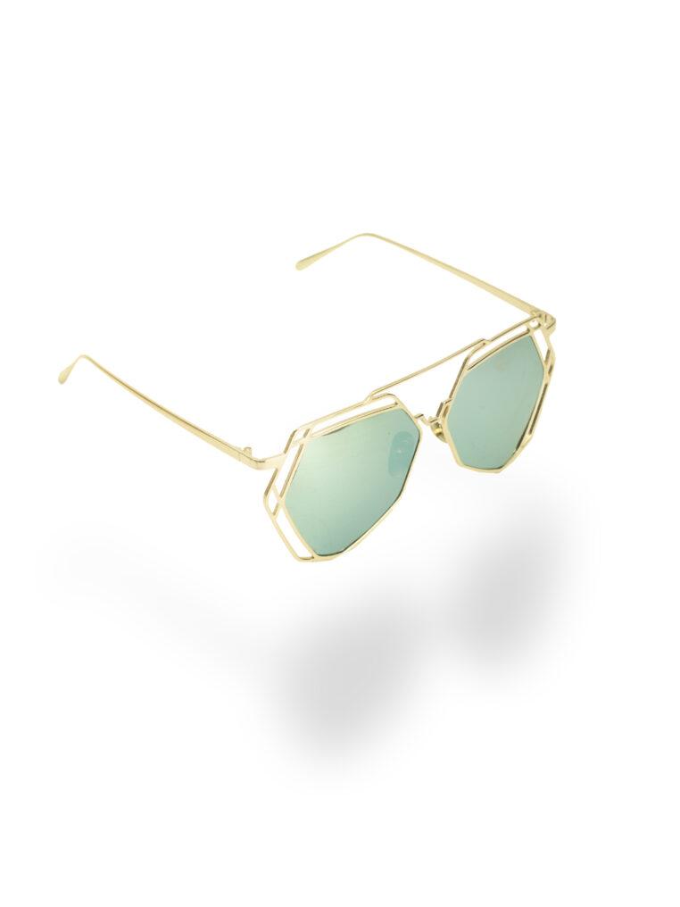 Arty Green Sunglasses